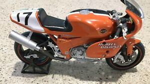 Diecast Harley Davidson VR1000 Superbike 1/9 Scale Race Bike Motorcycle Replica
