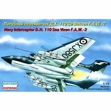 """Eastern Express 72284 de Havilland DH.110 """"Sea Vixen"""" FAW.2 /interceptor/ 1/72"""