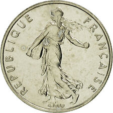 [#460710] France, Semeuse, 1/2 Franc, 1996, Paris, FDC, Nickel, KM:931.1