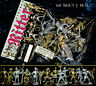 Manurba Gold Silver Mix Knight Set 563 KOMPL.16 Fig. Bag with Plastic Figures