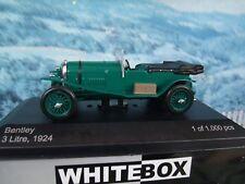 1/43  WhiteBox   BENTLEY 3 Litre 1924 1 0f 1000