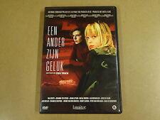 DVD / EEN ANDER ZIJN GELUK ( INA GEERTS, JAN DECLEIR, PETER VAN DEN BEGIN... )