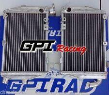 ALUMINUM RADIATOR FOR HONDA VTR 1000 SP-1 SC45 SP-2 RVT 1000 R RC51 2002-2006