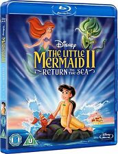 Little Mermaid Part 2 Return To The Sea Blu-Ray Movie UK Film Release New R2
