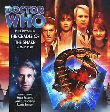 Doctor who big finish (CD) #138 - THE CRADLE OF THE SNAKE