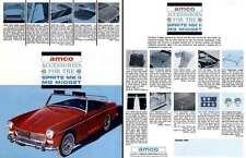 MG Sprite MK II & MG Midget (c1960) - AMCO Accessories