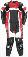Neue ARLEN NESS LS2 3211 Titan Gr. 36 Lederkombi UPE: 959 € schwarz rot leather