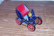 Vintage Friction Motor Car Modern Toys of Japan Litho Pressed Metal Japanese Old