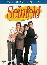 Seinfeld ~ Season 3 ~ 4-disc DVD Box Set