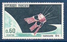 Lancement du satellite D1, à Hammaguir - YT 1476