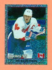 Wayne Gretzky 1995 Semic WC Team Canada #276 Hockey Sticker Euro Issue