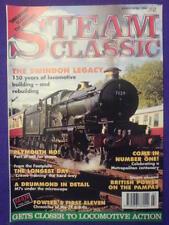 STEAM CLASSIC - SWINDON LEGACY - March 1996 #72