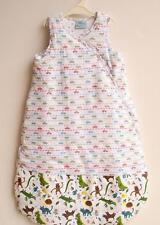 *Brand New* Cotton 2.5 Tog Baby Sleeping Bag Winter 0-6 Months NEWBORN