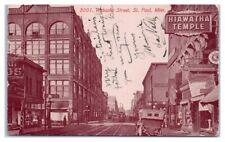 1914 Wabasha Street, St. Paul, MN Postcard