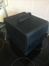 Retro Vinyl 45 Rpm Singles Box Carry Case For Your Northern Soul