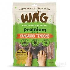 NEW WAG Premium Cuts Kangaroo Tendons 200g