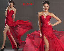 Elie Saab Style Dress - Sexy Long  Red Evening/Formal/Prom/Bridesmaid