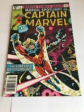 Marvel Spotlight #1 (Jul 1979, Marvel) CAPTAIN MARVEL