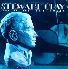 STEWART CLAY - LIVE AT THE ICE HOUSE - RUTBRU LP - MONO PRESSING