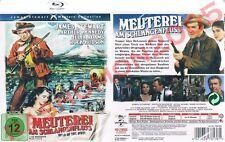 Blu-Ray BEND OF THE RIVER James Stewart Rock Hudson Anthony Mann Region A+B NEW