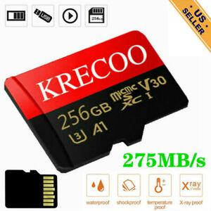 64GB 128GB 256GB MEMORY STICK SPEICHERKARTE Flash TF Karte Neu 275MBs Fast Speed