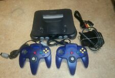 Nintendo 64 N64 Console Video Game System 2 Player PACK (COMPLETE READY TO PLAY)