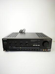 SONY TA-AV490 AV Amplifier
