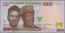 TWN - NIGERIA 36n - 1.000 1000 Naira 2016 UNC Prefix R/47