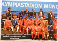 Niederlande + Fußball Europameister 1988 + Fan Big Card Edition A19 +