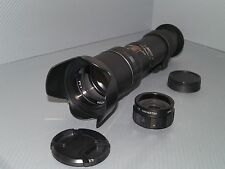 CANON EOS Digital fit 300mm 600mm lens 1200D 1100D 700D 70D 760D 750D 60D 7D etc