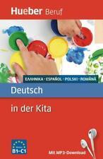 Berufssprachführer: Deutsch in der Kita. Griechisch, Spanisch, Polnisch