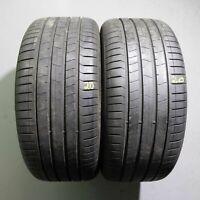 2x Pirelli P Zero * Runflat Sommerreifen 275/40 R20 106W DOT 2118 6,5 mm