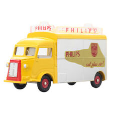 Diecast 1:43 DINKY TOYS 587 yellow Camionnette CITROEN PHILIPS Atlas Car Toy