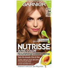 Garnier Nutrisse Nourishing Hair Color Creme, B4 Caramel Chocolate