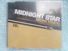 MIDNIGHT STAR MIDAS TOUCH  C.D.