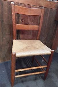 Vintage Rush Bottom Chair