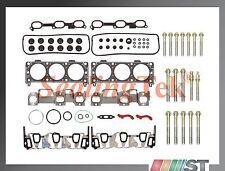 Fit 05-09 GM 3400 3.4L 207 V6 VIN F Engine Cylinder Head Gasket Set w/ Bolts Kit