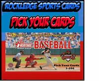 2017 Topps Heritage Minors Baseball Singles (Pick Your Cards 1-200)