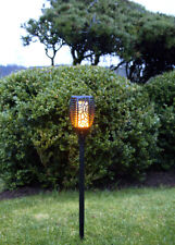 "LED Solar-Fackel  ""Flame"" imitiert Flamme outdoor Best Season 480-05"