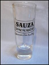 Shot Glass Sauza Commemorativo Tequila New Shooter Oak Aged Agave Sip Salt 5007