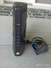 Zoom Model 5350 Cable Modem, Wireless-N Router, 4-port 1000/100/10 Mb Switch