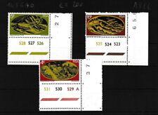 Zuid-Afrika 421-423 (compleet.Kwestie.) postfris MNH Eckrandstücke