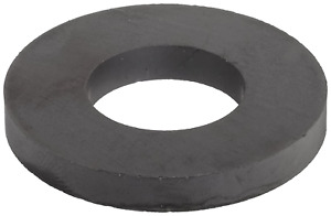 2 Pack Ceramic Ring Magnets 1.75 X 0.875 X 0.25 Heavy Duty Free, Fast Shhiping