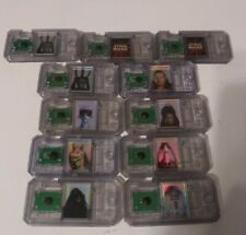 Star Wars Hasbro CommTech Device Character Chip Lot of 11 Pre Owned