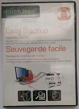 Clickfree Automatic Backup DIGITAL MUSIC BACKUP , 3-Pack (Discontinued by Manu..