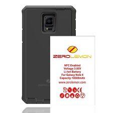 Zerolemon Battery Samsung Note 4-10000mah Case Cell Phone Accessory Belt Clip