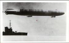 Dirigible Zeppelin REPRO REPRINT - Real Photo Postcard #8
