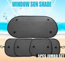 Side Rear Window Car Sun Shade Sunshade Blind Shield Visor Mesh Sunblind Kids