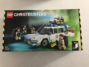 Lego Ideas 21108 Ghostbusters Ecto-1 Brand New Sealed  Retired
