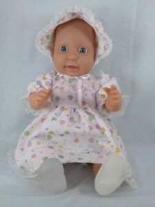 Peterkin Brand Baby Doll 42cm 17inch vinyl with clothes
